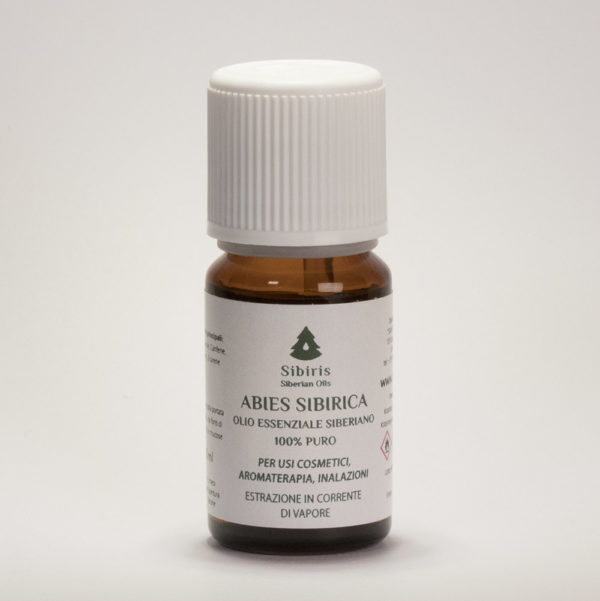 Abies Sibirica olio essenziale Sibiris