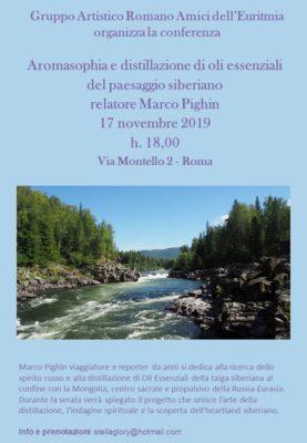 ROMA, GRUPPO ARTISTICO ROMANO AMICI DELL'EURITMIA @ ROMA