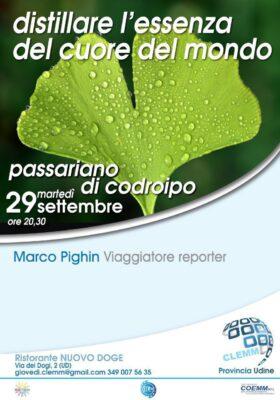 CLEMM, Ristorante Nuovo Doge, Via dei Dogi n. 2, Passiano di Codroipo (UD) @ Ristorante Nuovo Doge